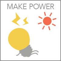 自家発電と売電