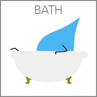 お風呂の水道代節約術