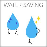 水にかかるお金を節約